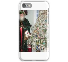 ST.  Nick  In  Leavenworth, Wa.   iPhone Case/Skin
