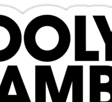 Wooly Shamber Sticker