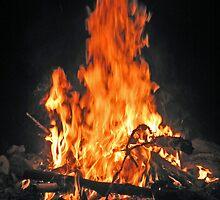 My Campfire by lcjane