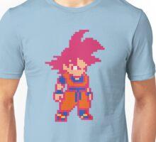 Super Saiyan God Goku Unisex T-Shirt