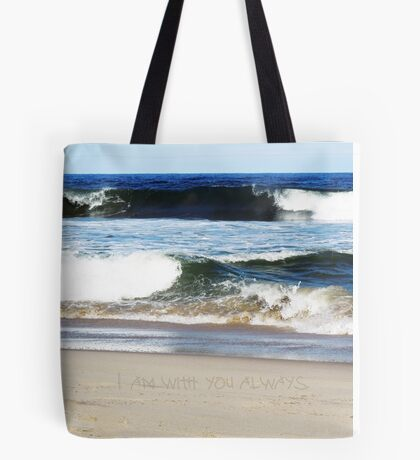Promise Always Tote Bag