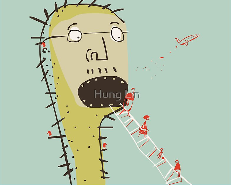 Germ by Hung Lin