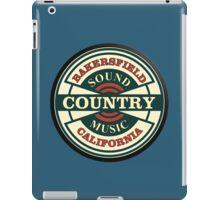 Bakersfield  Sound  CMC iPad Case/Skin