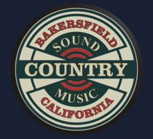 Bakersfield  Sound  CMC One Piece - Short Sleeve