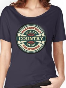 Bakersfield  Sound  CMC Women's Relaxed Fit T-Shirt