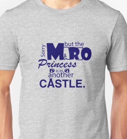 Mario Merchindise Unisex T-Shirt