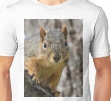 Are you coming back with nuts tomorrow? Unisex T-Shirt