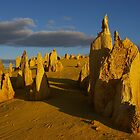 The Pinnacles by pmitchell
