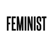 Feminist vr. 2 by Daniel McLaren