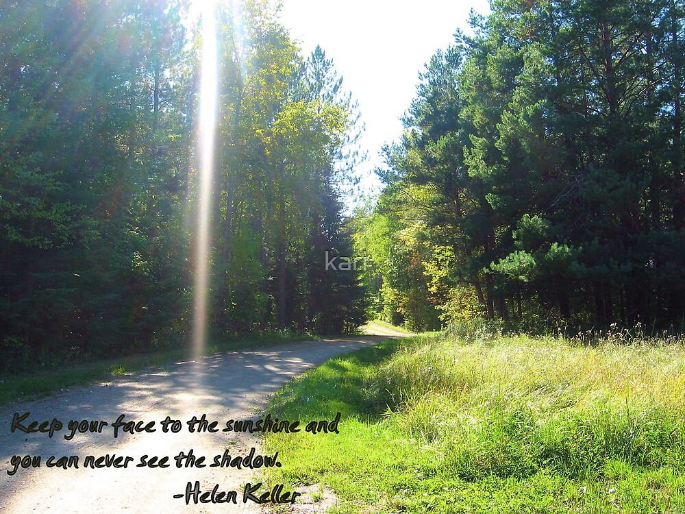 Chase the Light by kari