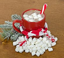 Christmas Hot Chocolate by Maria Dryfhout