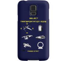 Sci-fi Transportation 2 Samsung Galaxy Case/Skin