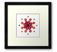 Fajr (Dawn) Framed Print
