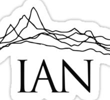 Ian Sticker