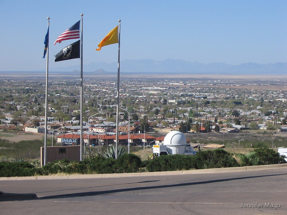 City of Alamogordo by Jennifer Mayo