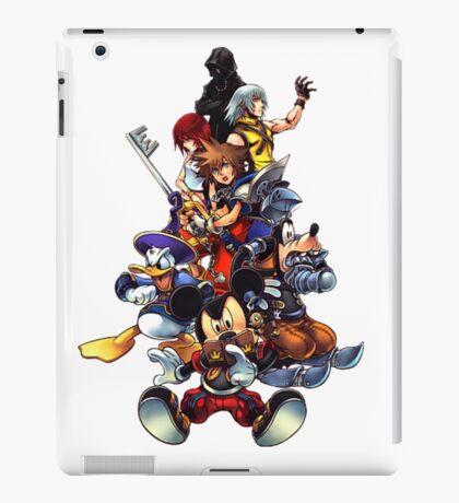 Kingdom Hearts 2 Squad iPad Case/Skin