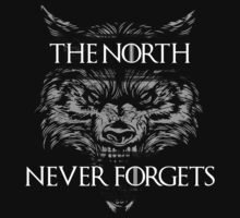 The North Never Forgets by Holdfabor