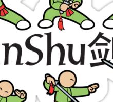 MiniFu: JianShu Sticker