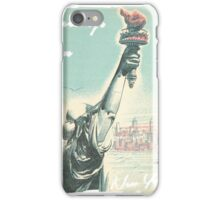 Greetings from New York iPhone Case/Skin