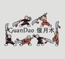 MiniFu: GuanDao by Joumana Medlej