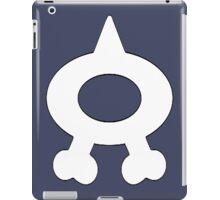 Team Aqua! iPad Case/Skin