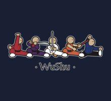 MiniFu: Wushu lineup by Joumana Medlej