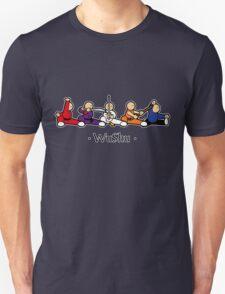 MiniFu: Wushu lineup Unisex T-Shirt