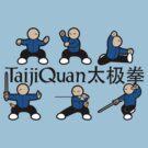 MiniFu: TaijiQuan (Chen) by Joumana Medlej