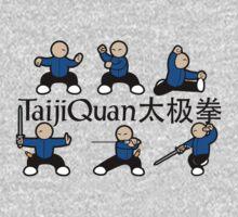 MiniFu: TaijiQuan (Chen) Kids Clothes