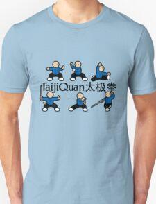 MiniFu: TaijiQuan (Chen) T-Shirt
