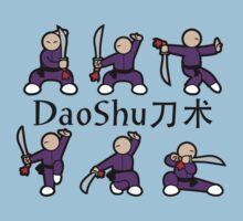 MiniFU: DaoShu One Piece - Short Sleeve