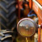 Tractor 1 by Geoff White
