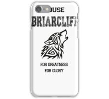 House Briarcliff iPhone Case/Skin