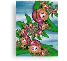 Inner Child - The Ladies Who Lunch Canvas Print