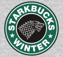Starkbucks - Game of thrones house stark parody by bakery