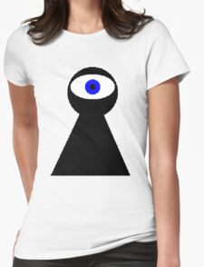 Peek-a-boo I see you (unisex baby) T-Shirt
