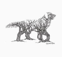 Golden Re-Tree-Ver by LauraGarabedian
