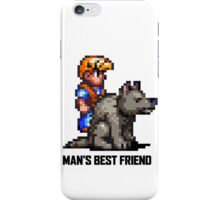 Man's Best Friend iPhone Case/Skin