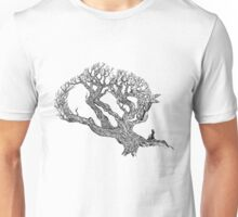 TreeFox and Hare Unisex T-Shirt