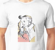 FIFTIES STYLE SKETCH Unisex T-Shirt