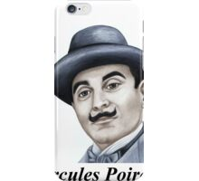 Hercules Poirot : Pointing the finger of blame 659 views iPhone Case/Skin