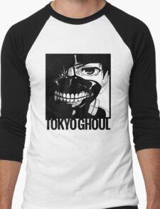 Tokyo Ghoul Kaname Men's Baseball ¾ T-Shirt