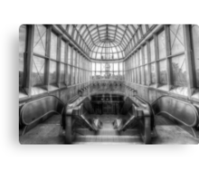 Yorkdale Subway Station 2 Canvas Print
