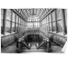 Yorkdale Subway Station 2 Poster