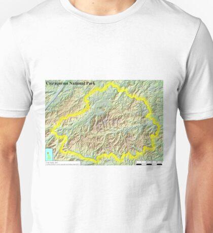 Cairngorms National Park Unisex T-Shirt