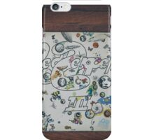 Classic album photographed Led Zeppelin III iPhone Case/Skin