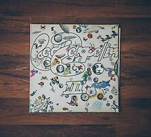 Classic album photographed Led Zeppelin III by timboss81