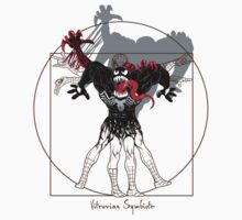 Vitruvian Symbiote Kids Clothes