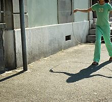 Shadow Skipping by Mark Hayward