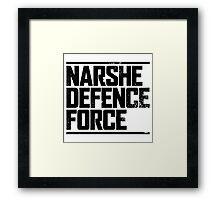 Narshe Defence Force Framed Print